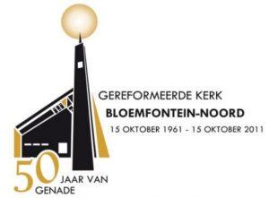 embleem - Die Gereformeerde Kerk Bloemfontein-Noord